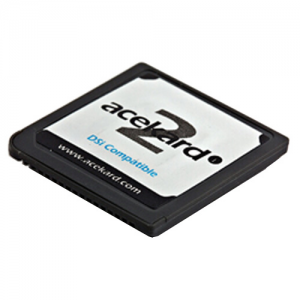 Modifica Nintendo ds: acekard