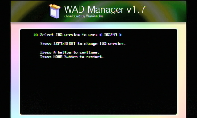 Wad Manager 1.7