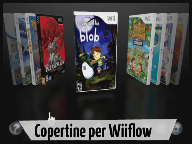 copertine wiiflow