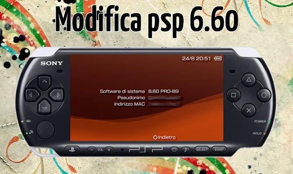 SCARICA GIOCHI PER PSP MODIFICATA