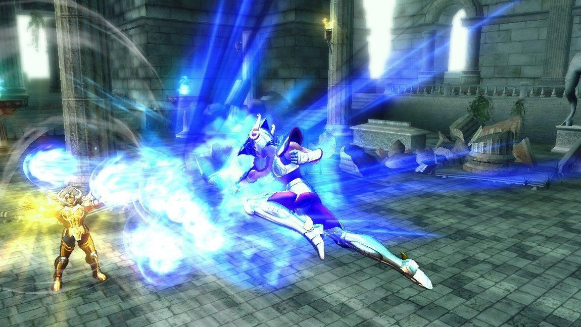 saint seiya battaglia del santuario attacco finale