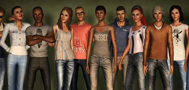 The Sims 3 Diesel Stuff Pack: Trailer  Guideconsole