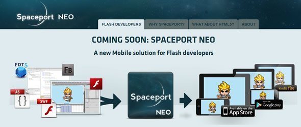 spaceport Neo