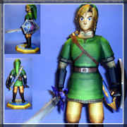 link skyward sword papercraft