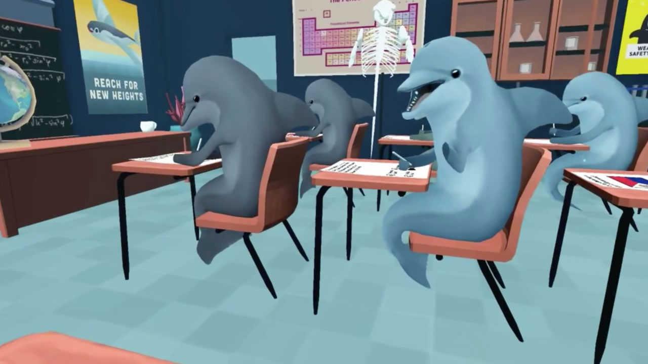 Classroom Aquatic 001