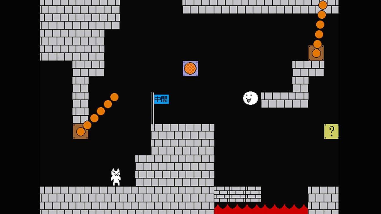 Cat Mario castello