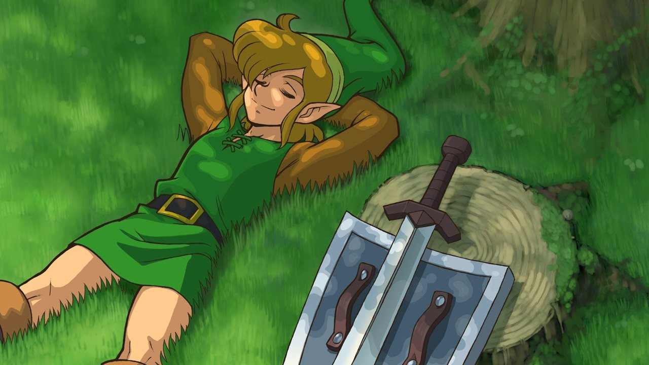 Zelda Vr