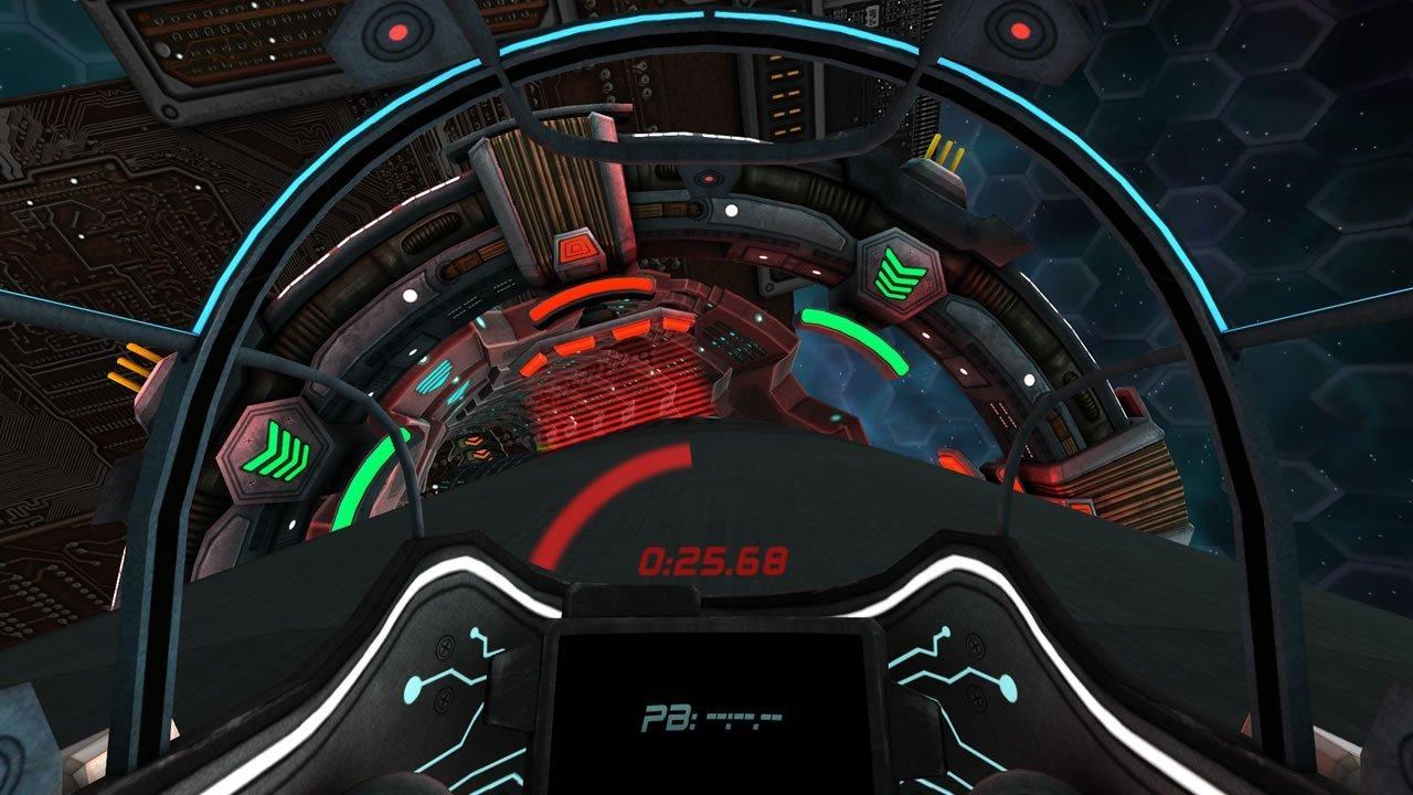 Radial g gameplay