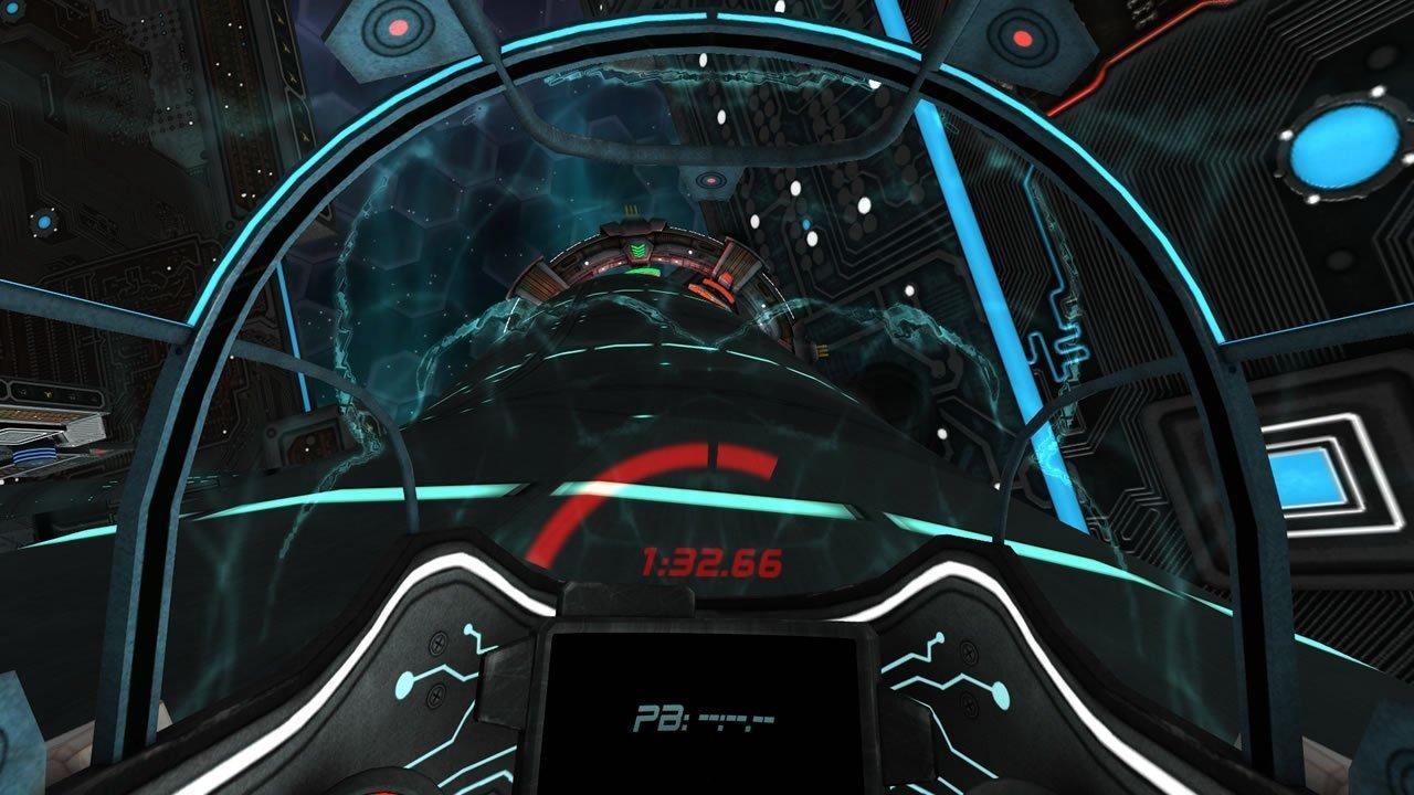 Radial g oculus VR