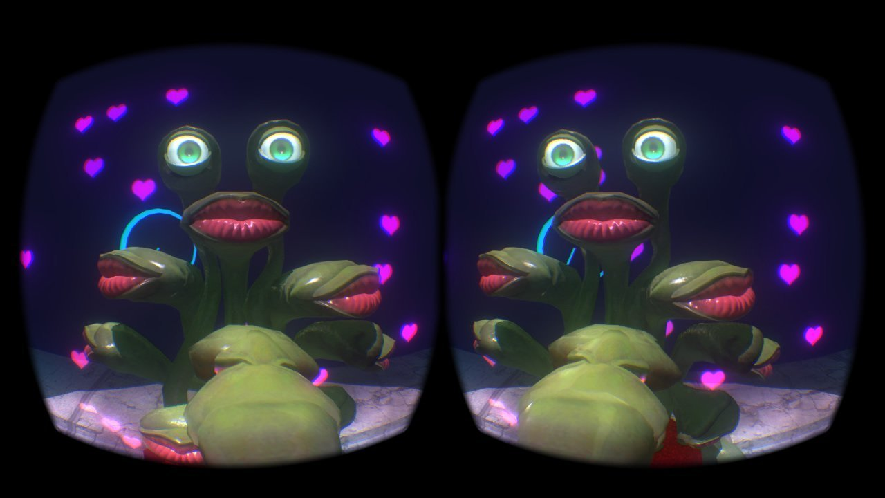 Alien Makeout Simulator oculus rift